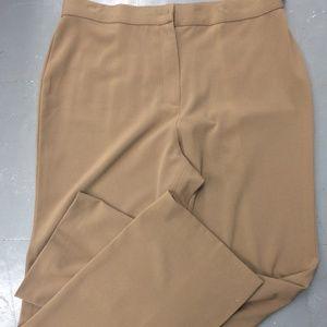 Cold Water Creek Tan Pants Size 16